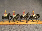 Britains Mounted Life Guards Lot  (All 4 Pieces)
