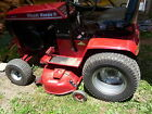 Vintage Wheel Horse 312 8 deck 42 inch 1988 573 hrs on lt
