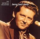 The Definitive Collection by Jerry Lee Lewis (CD, Apr-2006, Universal...