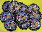 3 X 12Ct Happy Halloween Round Plates For Your Kids Essential For Your Dinner