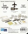 QuicKutz Travel Theme Kit Die and Embossing Set