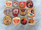 US Military Patches From Vietnam War
