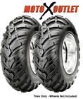 Set of 2 Atv Tires 25x8x12 CST Ancla Pair Two Front 25 8 12