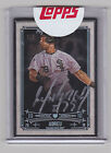 JOSE ABREU 2015 Topps Museum Collection Black Framed Auto #D 5 Sealed White Sox
