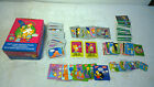 New Zealand 1991+ Simpsons Trading Card Lot + Box - Regina James Griffins + More