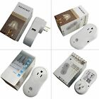 Smart WiFi Remote Control Timer For Cellphone Switch Power Socket Outlet US Plug