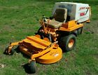 SCAG Turf Runner 48 OUT FRONT DECK WALKER ZERO TURN MOWER WITH BAGGER