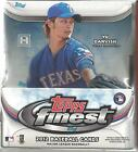 2012 Topps Finest Baseball Sealed Box Of 12 Packs 2 Autos Per Master Box