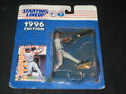 ALBERT BELLE INDIANS 1996 STARTING LINEUP COLLECTIBLE ACTION FIGURE NEVER OPENED