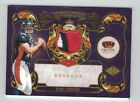 TIM TEBOW 2010 Panini Crown Royale RC PATCH #1 50 = ebay 1 1 Broncos Mets ROOKIE