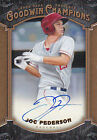 Upper Deck Baseball Card Issued for Daniel Alexander to Help His Battle Against Cancer 15