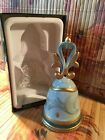 Fitz & Floyd CLAIRMONT DATED BELL 2006 Christmas Ornament Holiday Porcelain NIB