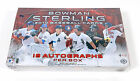 2014 Bowman Sterling Baseball Hobby Box Sealed (18 Autographs Per Box)