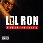 Audio CD Sneak Preview - Lil' Ron (Artist) - Free Shipping