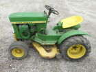John Deere 110 Lawn Tractor Riding Mower