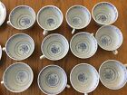 Tienshan Rice Flower Cup And Saucer Set Of 12