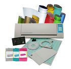 Silhouette Cameo V2 with 10 Assorted Vinyl Sheets and Free Dust Cover