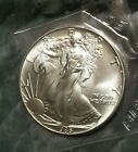 1986 1 Silver American Eagle Coin  Brilliant UNCIRCULATED  Rare 1st Year