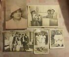 Vintage Lot of 5 African American Photos-1940's