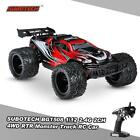 High Quality SUBOTECH BG1508 1/12 2.4Ghz 2CH 4WD Racing RTR Monster Truck RC Car