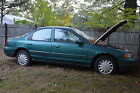 1996 Ford Contour GL Sedan for $300 dollars