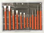 12 Pc Heavy Duty Punch and Chisel Set