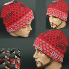 Beanie TCL RED gray CANADA Skull Head Wrap Knit Outdoor Sports Hat Ski