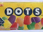 RETRO STYLE TOOTSIE FRUIT GUMDROPS DOTS CANDY DRIVE-IN MOVIE EMBOSSED METAL SIGN