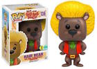 FUNKO POP ANIMATION HAIR BEAR BUNCH #136 HAIR BEAR (BROWN) SDCC 2016 EXCLUSIVE🎀