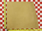 HORWEEN NATURAL TUMBLED BISON 6 oz LEATHER HIDE 14x12 NAT QUALITY