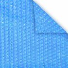 20 x 40 Ft Rectangle Blue Swimming Pool Heater Solar Blanket Cover Tarp 12 Mil