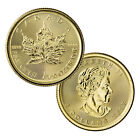 2017 Canada $5 1/10 oz. Gold Maple Leaf BU (Sealed in Mint Plastic) SKU44190