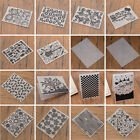DIY Embossing Folder Scrapbooking Template Paper Card Album Decor Making Tool
