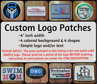 PERSONALIZED MONOGRAM CUSTOM Company Business YOUR LOGO Name Iron On Patch