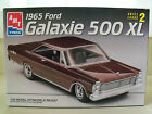 AMT / ERTL - 1965 FORD GALAXIE 500 XL - MODEL KIT (CONTENTS SEALED)
