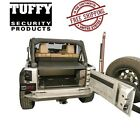 Tuffy Security Products Deluxe Deck Enclosure fits 2011 2018 Jeep Wrangler JK