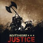 Rev Theory - Justice [New CD] Clean