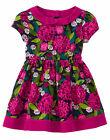 NWT Gymboree Plum Pony Floral Corduroy Dress Baby Toddler Girl