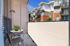 Alion Home Custom Sized Privacy Screen Patio Balcony Fence 345ft Beige
