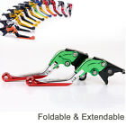 For Benelli Tre-K 1130 Amazonas 2007-2015 Folding Extending Brake Clutch Levers