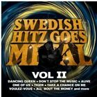 Various Artists, Swedish Hitz Goes Metal - Vol 2 [New CD] Holland - Import