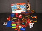 LEGO COMPATABLE MEGA BLOKS SKYLANDERS GIANTS CRUSHER PIRATE QUEST TOY LOT