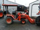 1997 Kubota B7300HSD 4wd tractor with LA271 front loader