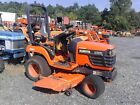 2001 Kubota BX1800D Sub compact tractor with 60 mid mounted mower