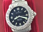 VERY NICE BLANCPAIN FIFTY FATHOMS STAINLESS STEEL AUTOMATIC MEN'S WRIST WATCH