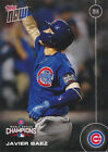 2016 Topps Now Chicago Cubs World Series Champions Team Set 12