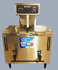 BUNN T6 2 Tank 3 Gallon Brewer Brew Commercial Restaurant Iced Tea Machine Maker