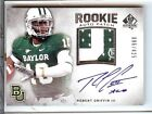 2012 SP AUTHENTIC ROBERT GRIFFIN III RC AUTO 2 COLOR LOGO JERSEY 096 425!! RG3