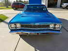 1968 Plymouth Road Runner Base 1968 Plymouth Hemi Roadrunner Base 70L Rotisori Restored B5 Blue Blue 2 plus