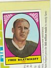 1967 Topps Football Cards 6